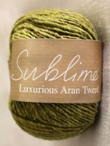 Sublime Luxurious Aran Tweed 50g - RRP £5.14 OUR PRICE £4.50
